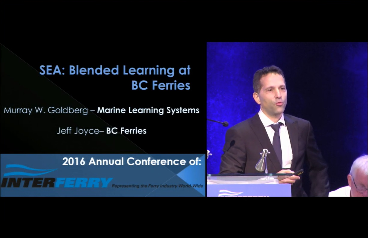 ELearning Implementations - Interferry 2016