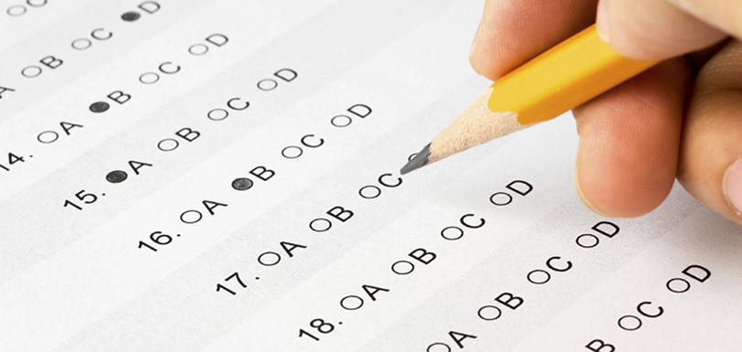 Multiple Choice Test in Maritime Assessment