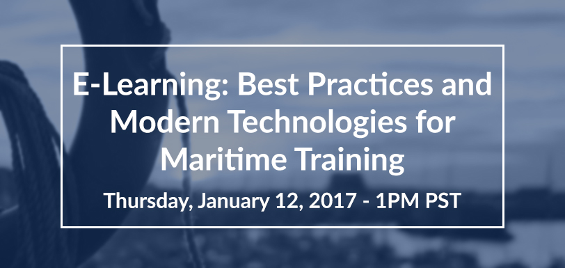 MarineLS Webinar - eLearning Best Practices